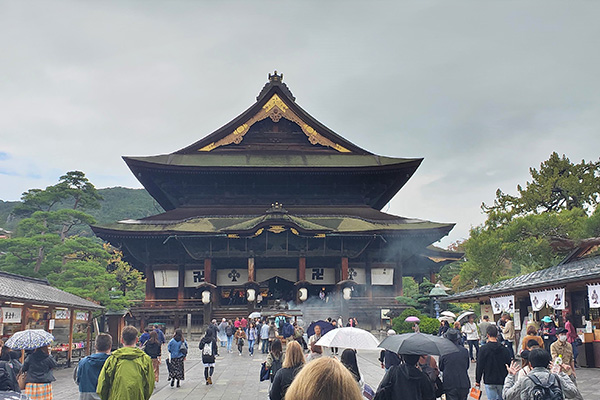 temple rising