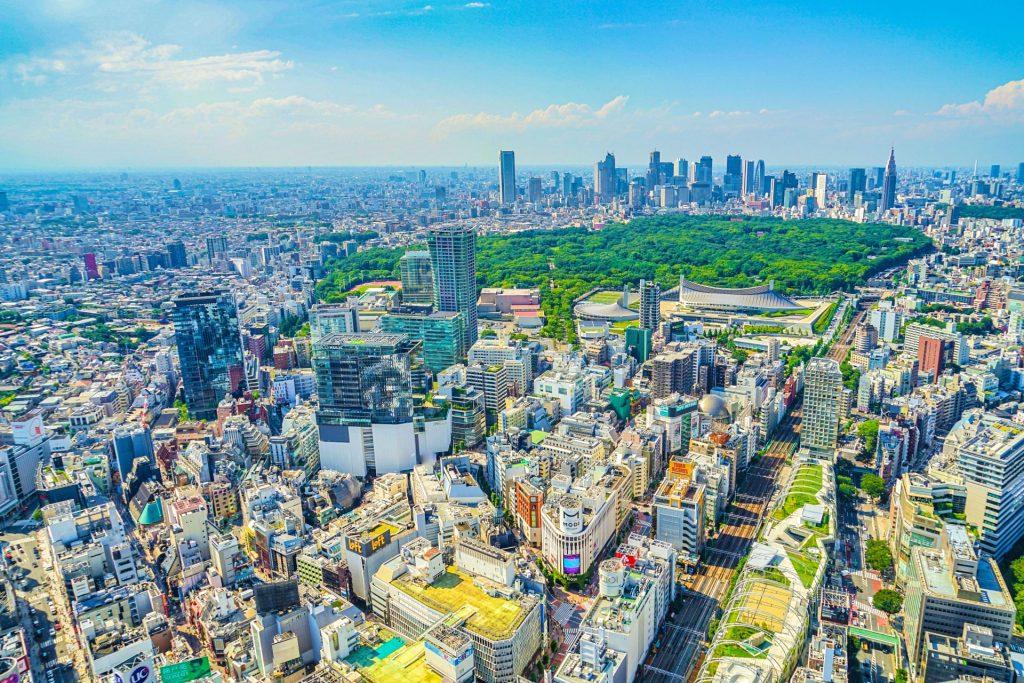 Shibuya and beyond