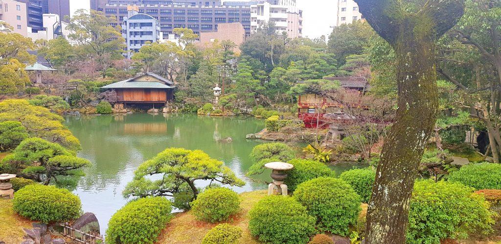 Sorakuen Gardens