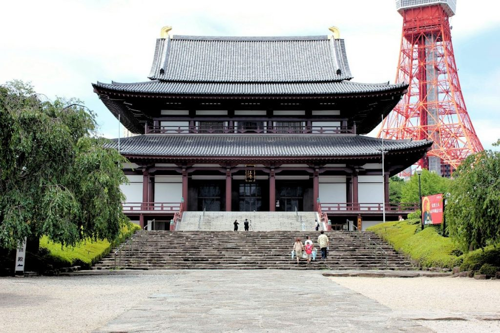 Temple and Tower