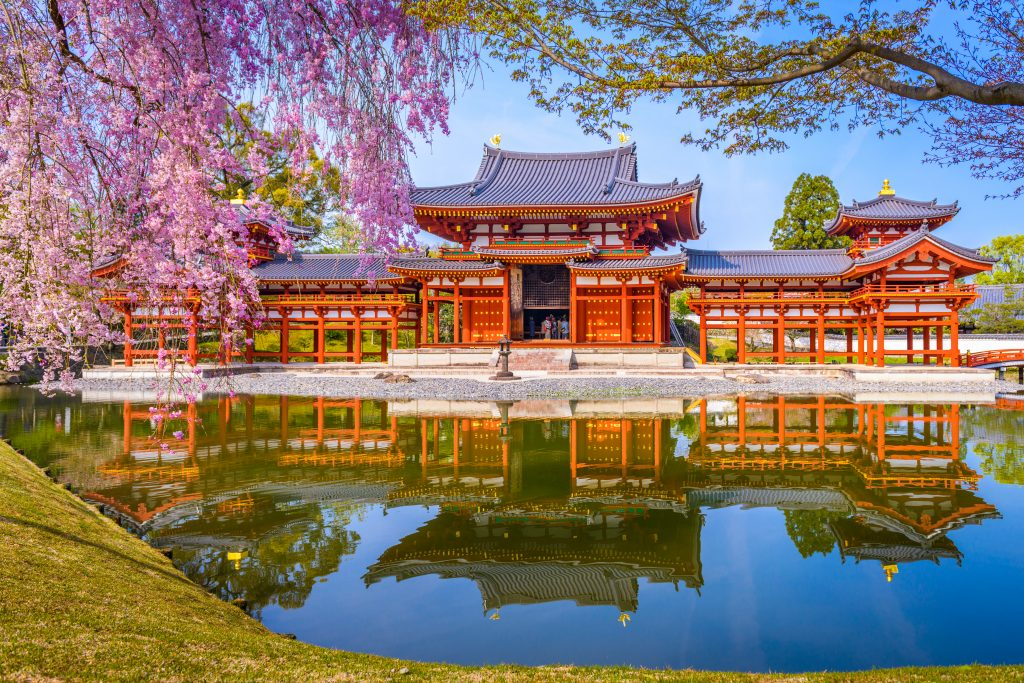 Byodoin Temple Kyoto
